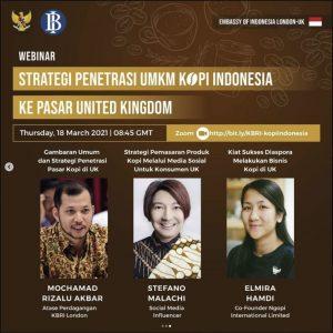 Webinar Indonesia Coffee